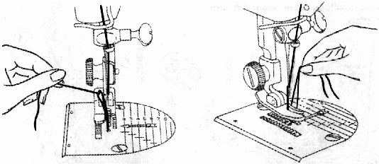 Manual for Singer 221K Featherweight Part Two