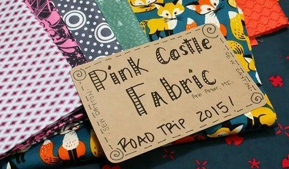 Introductions, Road Trips and Fabric