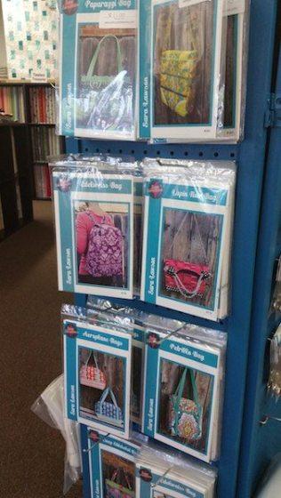 Sew Sweetness Bag Patterns!