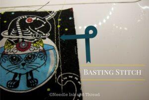 Basting Stitch