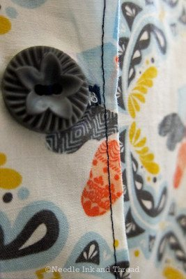 Buttonholes and buttons