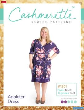 Cashmerette - Appleton Dress | Curvy Sewing Patterns