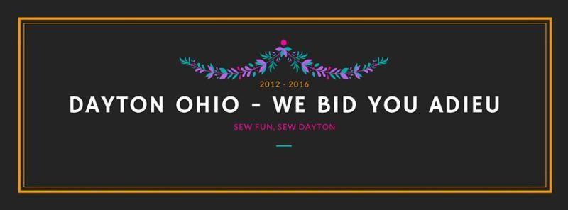 Dayton Ohio - We Bid you Adieu