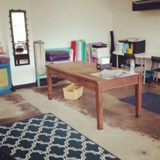 New Studio ready to teach!