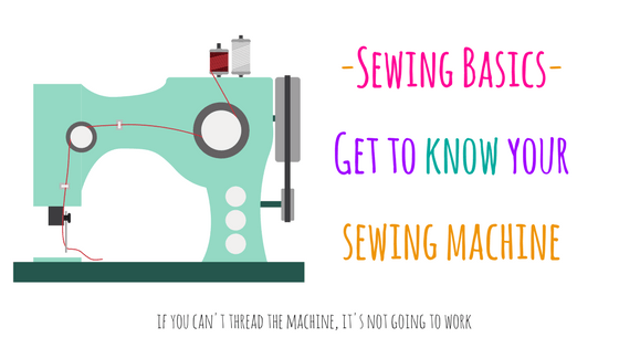 Get to Know Your Machine - Learn the Basics @ Needle, Ink and Thread | Dayton | Ohio | United States