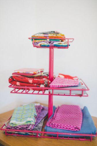 Fabrics! Photo by Sarah Babcock Studio www.babcockstudio.com