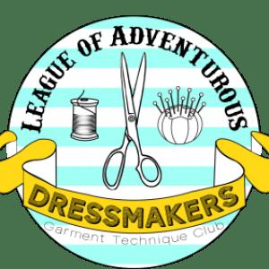 THE LEAGUE OF ADVENTUROUS DRESSMAKERS