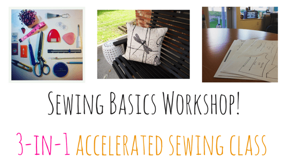 Basics, Understanding Patterns &  Envelope Pillow Cover! @ Needle, Ink and Thread | Dayton | Ohio | United States