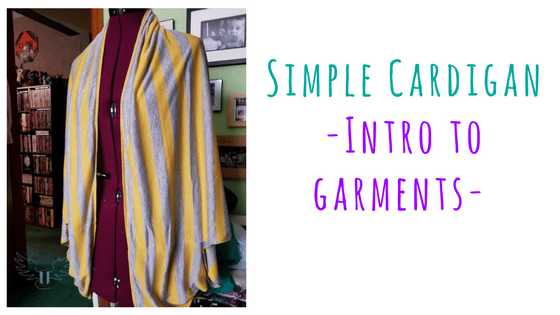 Simple Card - Intro to Garments