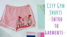 gym city shorts