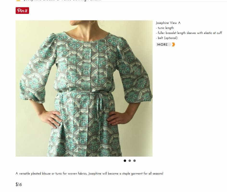 cute Mader by Rae Josephine Blouse perfect for fall