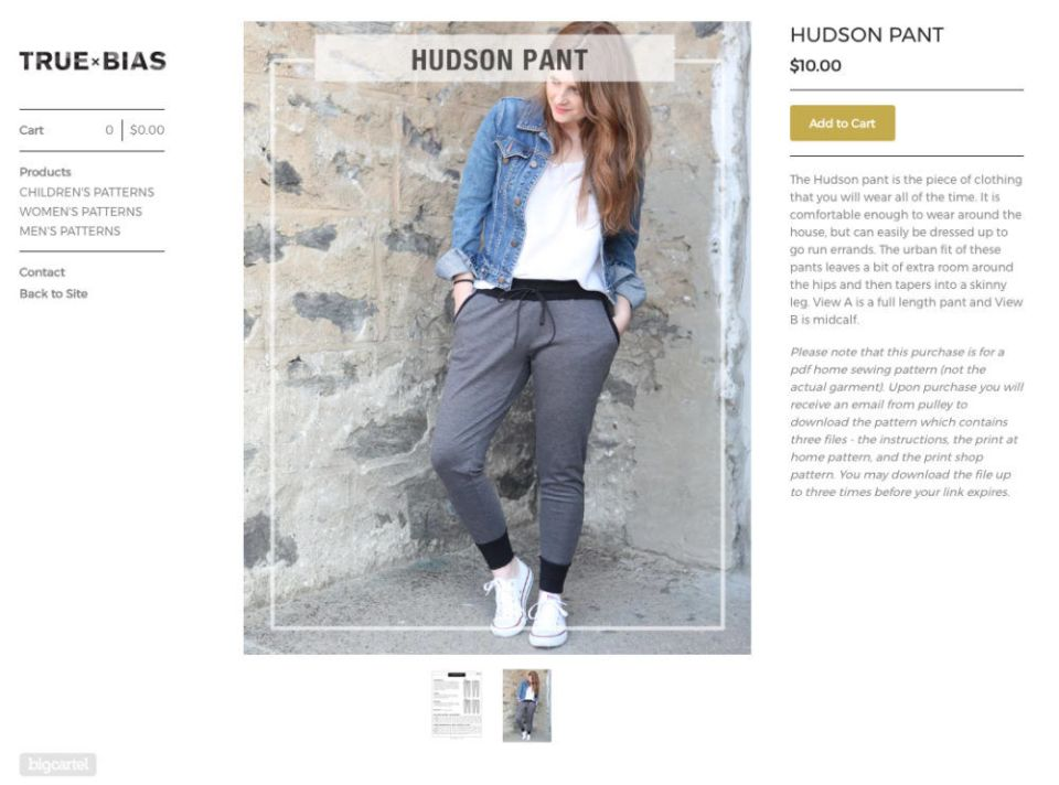 True-Bias-Patterns-—-HUDSON-PANT-2017-08-04-12-59-03 Fall into Love; 10 Sewing Patterns Perfect for Autumn - 2017