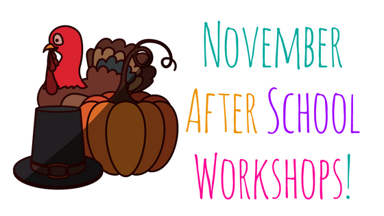 Kids After School Sewing Weekly Workshops - November @ Needle, Ink and Thread | Beavercreek | Ohio | United States
