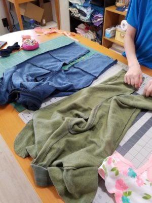 sewing mistakes - choosing the wrong fabric