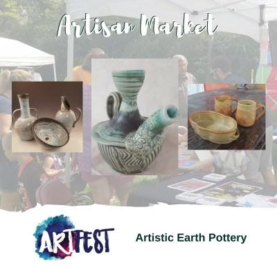 Artistic Earth Pottery - ARTFest