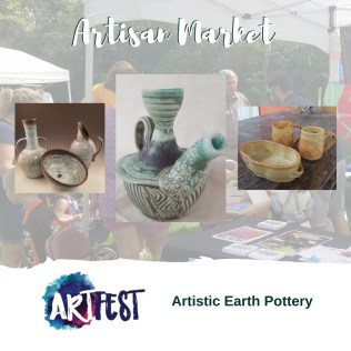 Artistic Earth Pottery - ARTFest