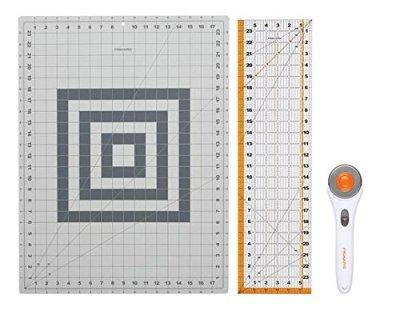 Fiskars Crafts 95237097J Rotary Sewing Cutting Set
