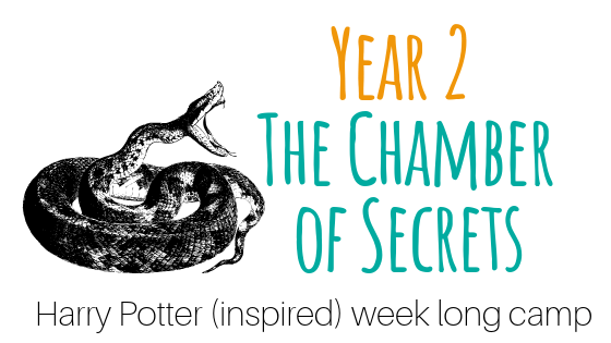 Year 2 - Harry Potter - The Chamber of Secrets