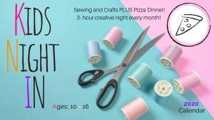 Kids Night In - Creative Friday Night fun