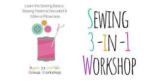 Sewing Basics Accelerate Class