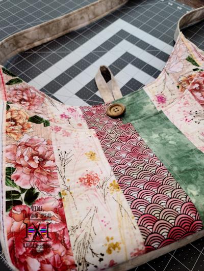Lu - Sewing Class - Annies Creative Purse Project