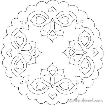 Parchment Craft Free Patterns