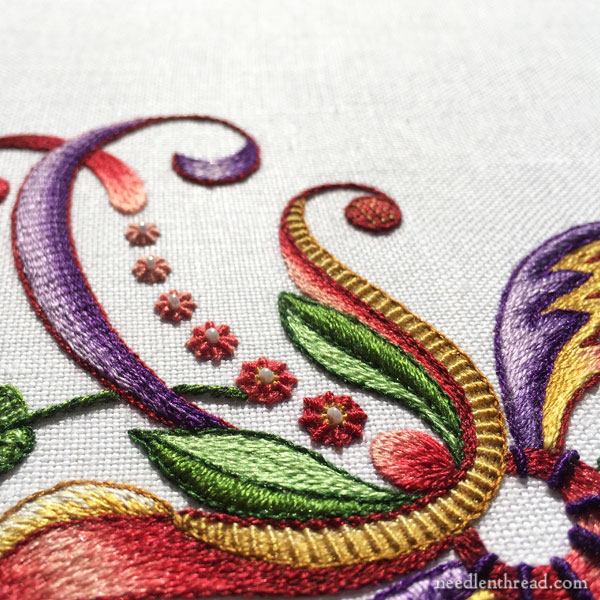 embroidery projects from one