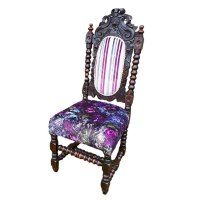 Jacobean Revival Chair | Functional Art