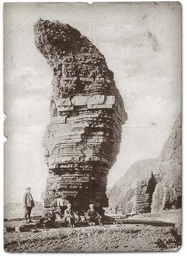 Gulls' Needle, Llanrhystyd, Cardiganshire C.1900