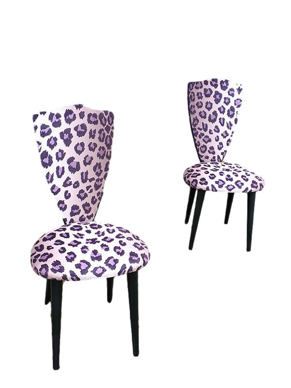 Cocktail Chairs for 'Cocktail o'clock'.