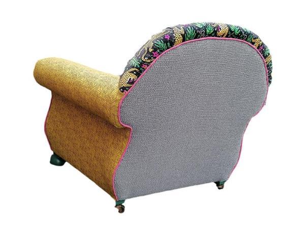 Leopard Suite chair
