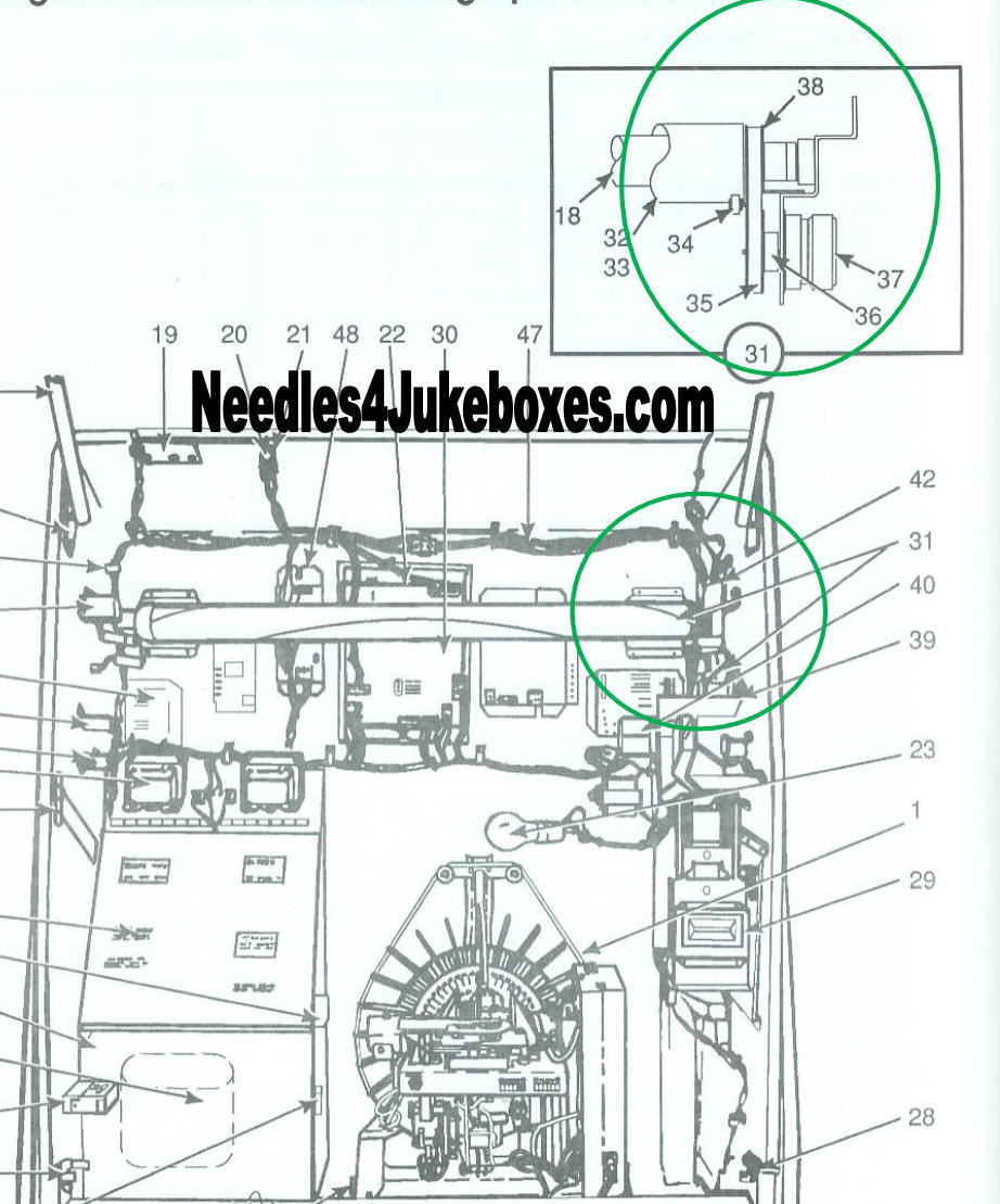Need a drive belt for your Rowe Jukebox? I have it in stock!