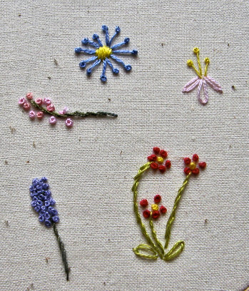 how to embroider by