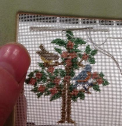 Magnifying lamps for embroidery