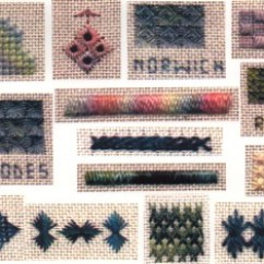 Needlepoint Stitches Stitch Diagrams Volvo Wiring 850 How To Choose The Right One Depending On Many Threads Covers Direction And Where Next Is Placed This Simple Line Can Be Known By Various Names