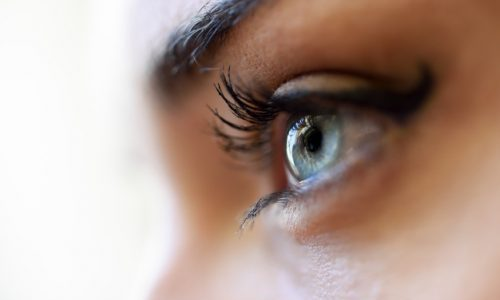 What age does eyesight start to deteriorate?