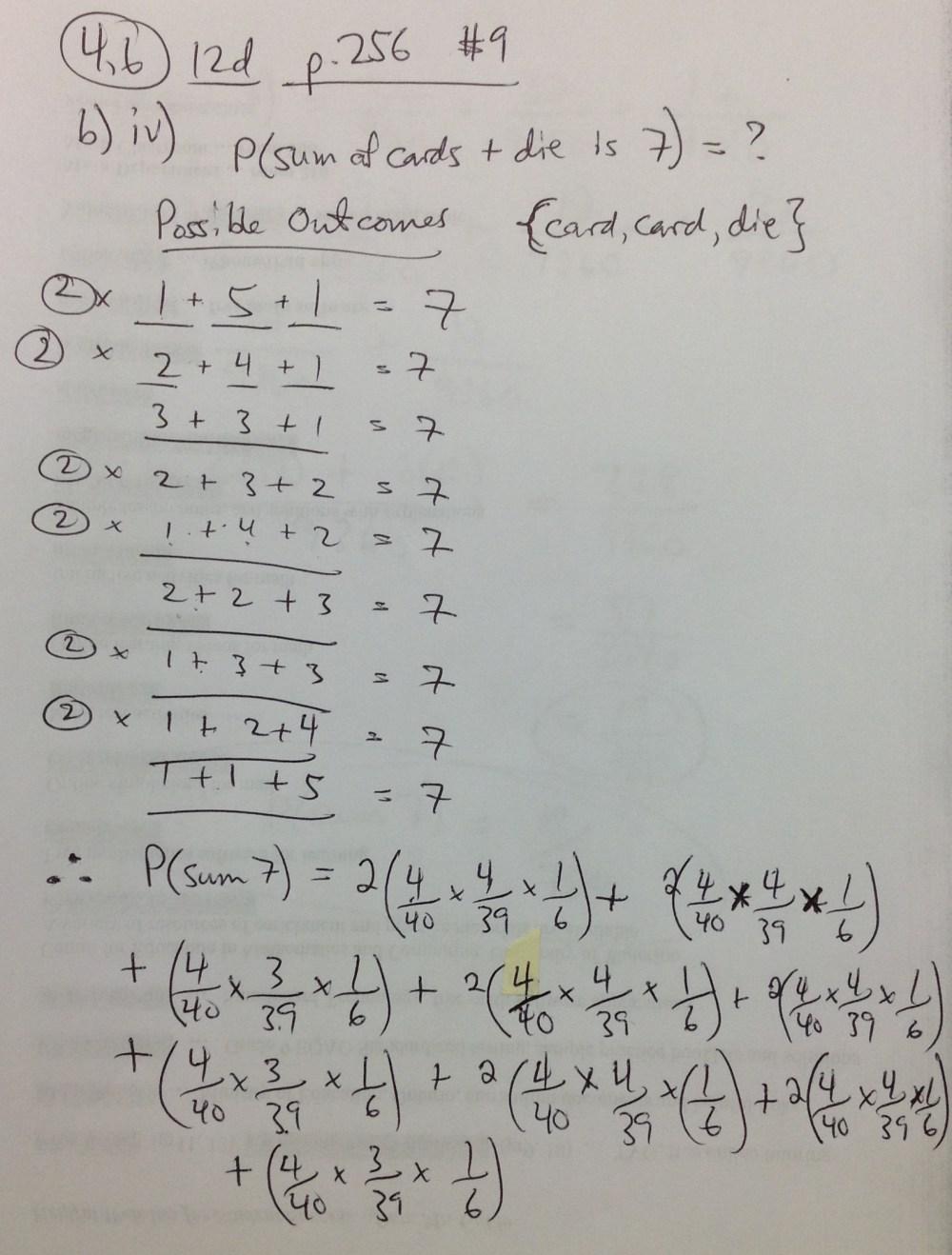 medium resolution of need math help ... grade 12 mathematics