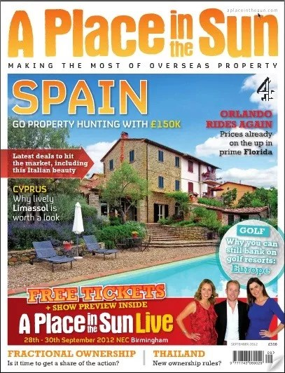 Need More Rentals article - A Place in the Sun