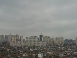 Photo of Baku city skyline