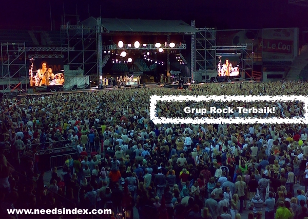 Grub Band terpopuler