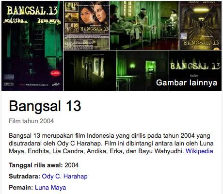 film hantu terseram di indonesia