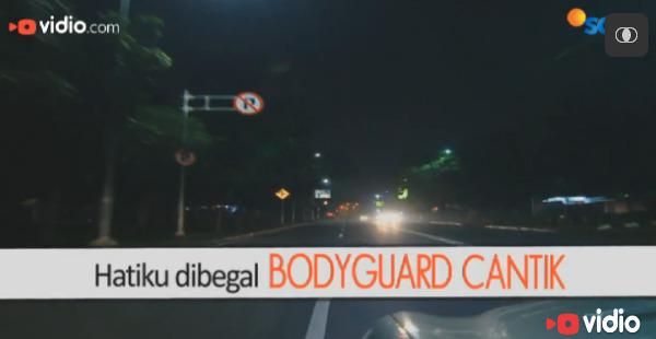 daftar film ftv indonesia FTV SCTV - Hatiku Dibegal Bodyguard Cantik