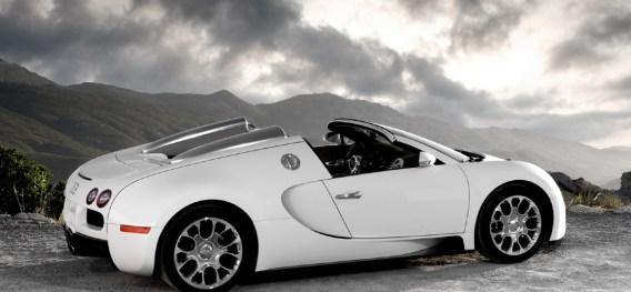 gambar mobil buggati Bugatti Veyron Grand Sport