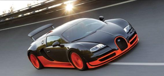 harga bugati veron Bugatti Veyron Super Sport