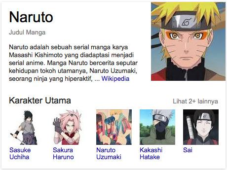 Baca Manga Komik Naruto Online