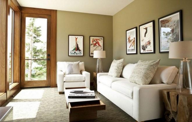 Ciptakan Desain Interior Ruang Tamu Minimalis Bergaya Vintage