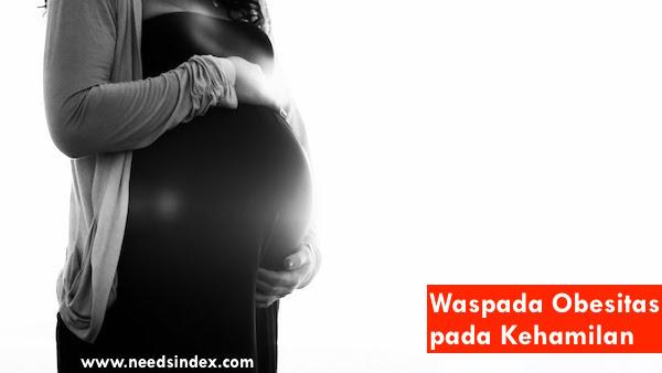 Bahaya dan Pencegahan Obesitas Pada Ibu Hamil
