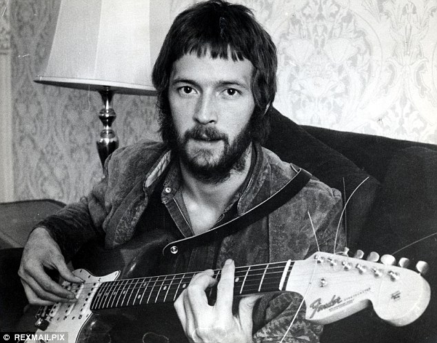 10 things you might now know about Eric Clapton  NSF  MUSIC STATION