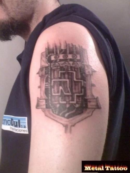 23 Amazing Rammstein Fan Tattoos  NSF