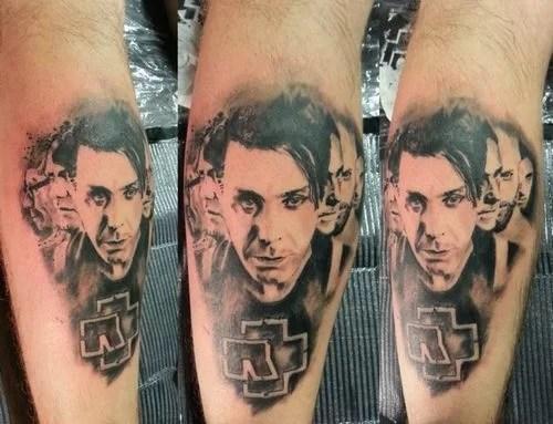 23 Amazing Rammstein Fan Tattoos NSF MUSIC STATION